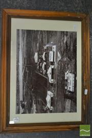 Sale 8503 - Lot 2063 - Mascot Airport In days Of Old Photograph