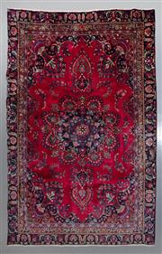Sale 8545C - Lot 24 - Persian Kashan 255cm x 165cm