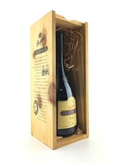 Sale 8571 - Lot 774 - 1x Penfolds Grandfather Fine Old Liqueur Port, Barossa Valley - in timber presentation box