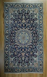 Sale 8672C - Lot 35 - Persian Nain 200cm x 115cm