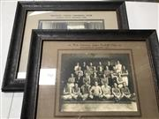 Sale 8805A - Lot 846 - Croydon United Football Club 1929 & West Suburban Junior Football Club 1920