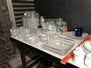 Sale 8836 - Lot 2406 - Large Collection of Glasswares