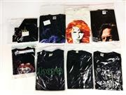 Sale 8926M - Lot 27 - Band T-Shirts incl. the Kinks, the Rolling Stones, Hendrix & the Who (8)
