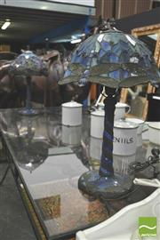 Sale 8302 - Lot 1021 - Pair of Table Lamps