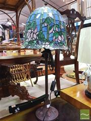 Sale 8447 - Lot 1047 - Pair of Table Lamps