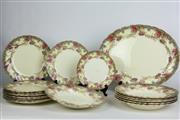 Sale 8463 - Lot 18 - Bishop and Stonier Ceramics inc Plates and Serving Tray