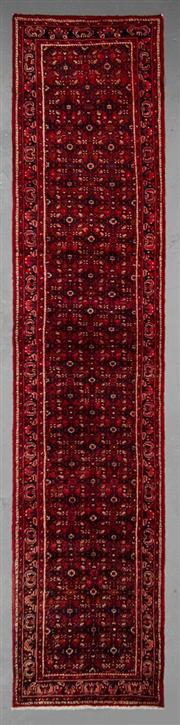 Sale 8545C - Lot 25 - Persian Huseinabad 425cm x 98cm