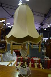 Sale 8566 - Lot 1698 - Marble Table Lamp