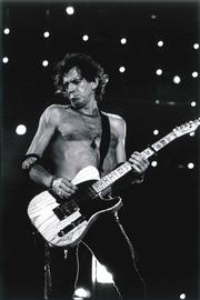 Sale 8872A - Lot 5066 - Keith Richards (Rolling Stones, Sydney Cricket Ground)