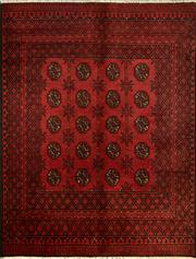 Sale 8360C - Lot 95 - Afghan Turkman 190cm x 145cm