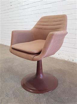 Sale 9137 - Lot 1059 - Robin Day style chair (h:80 x w:66cm)