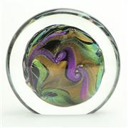 Sale 8393B - Lot 73 - Rollin Karg Art Glass Sphere