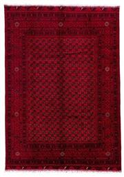Sale 8800C - Lot 41 - An Afghan Mori Gul Finely Woven And Hand Knotted Tribal Wool Rug, 205 x 290cm