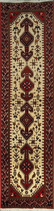 Sale 8360C - Lot 97 - Persian Hamadan 300cm x 80cm