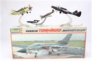 Sale 8701 - Lot 338 - Model Plane Collection Incl Fighter Jet