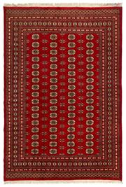 Sale 8800C - Lot 42 - A Persian Turkaman, Wool On Cotton Foundation Classed As Tribal Rugs, 297 x 200cm