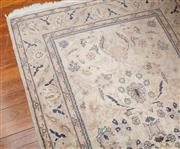 Sale 8990H - Lot 74 - A Chobi style rug in mute colours, approx 155cm x 94cm