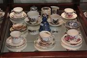 Sale 8024 - Lot 91 - Collection of Assorted Ceramics, incl. Royal Albert Londonerry Air.