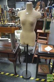 Sale 8338 - Lot 1126 - Mannequin on Stand
