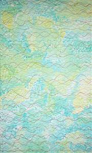 Sale 8535 - Lot 586 - Judy Purvis Kngwarreye (1962 - ) - My Country 153 x 92.5cm (stretched & ready to hang)