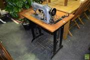 Sale 8515 - Lot 1042 - Industrial Sewing Machine