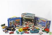 Sale 8599 - Lot 77 - Collection Of Vintage Matchbox And Other Toy Cars