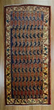 Sale 8665C - Lot 94 - Persian Hamadan 235cm x 100cm