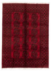 Sale 8800C - Lot 43 - An Afghan Tekke Hand Knotted Wool Rug, In A Hardy Weave Of Elephant Foot Design, 200 x 300cm