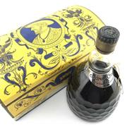 Sale 8876X - Lot 601 - 1x Otard Cognac - very old bottling, Baccarat Crystal decanter with stopper in original box