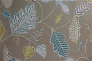 Sale 8872F - Lot 41 - Harlequin Fabrics from the Folia Collection: Flavia, 100% cotton, 137cm wide, 24metres rrp. $110/m