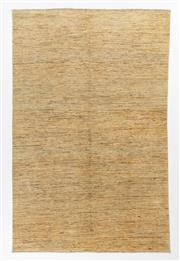 Sale 8740C - Lot 95 - An Afghan Chobi Naturally Dyed In Hand Spun Wool, Very Suitable To Australian Interiors, 184 x 291cm