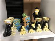 Sale 8759 - Lot 2320 - Box of Ceramic Birdwares