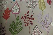 Sale 8872F - Lot 42 - Harlequin Fabrics from the Folia Collection: Zosa, 100% cotton, 137cm wide, 24 metres rrp. $90/m