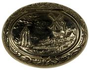 Sale 8065 - Lot 13 - Dutch Silver 835 Standard Snuff Box