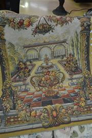 Sale 8159 - Lot 1070 - French Woven Tapestry