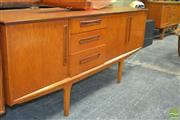 Sale 8275 - Lot 1043 - 1960s Teak Sideboard