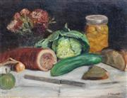 Sale 8867A - Lot 5099 - Jura Mandel (1886 - 1971) - Still Life, c1910 40 x 50cm