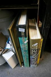 Sale 8362 - Lot 2519 - Collection of sundries, incl. books, dragon head, filter etc