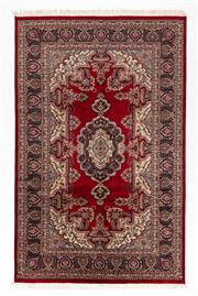 Sale 8780C - Lot 285 - A Persian Kashan From Isfahan Region 100% Wool Pile On Cotton Foundation, 292 x 184cm