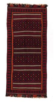 Sale 8790C - Lot 64 - A Turkish Hand Knotted Kilim, 333 x 155cm