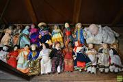 Sale 8214 - Lot 2386 - Collection of World Dolls