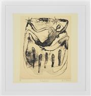 Sale 8413A - Lot 5043 - Arone Meeks (1957 - ) - Five Guardians, 1997 36 x 29cm (frame size: 54 x 51.5cm)