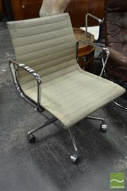 Sale 8511 - Lot 1064 - Herman Miller Eames Group Chair (base not original)
