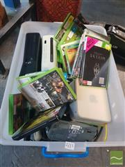 Sale 8548 - Lot 2211 - XBOX 360 and 39 Games