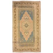 Sale 8761C - Lot 10 - A Vintage Turkish Tashpinar Carpet, Hand-knotted Wool, 350x176cm, RRP $6,500