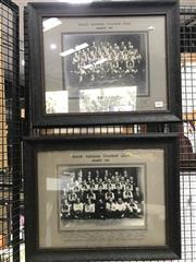 Sale 8805A - Lot 889 - South Adelaide Football 1926 & 1927 (2)