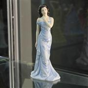 Sale 8336 - Lot 16 - Royal Doulton Figure Pretty Ladies Collection Hayley