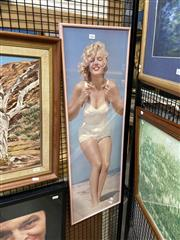 Sale 8891 - Lot 2062 - Marilyn Monroe Poster