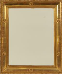 Sale 9130H - Lot 72 - A Gowrie Galleries gold painted frame. 90x108cm