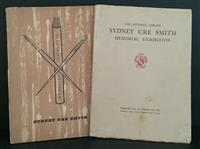 Sale 8176A - Lot 78 - Sydney Ure Smith.   Two Booklet  -  Mitchell Library's Memorial Exhibition 1950, 41 pages  plus     Memorial Catalogue, 48 pages.